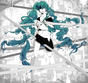 Rating: Safe Score: 18 Tags: akiakane hatsune_miku pantsu vocaloid User: charunetra