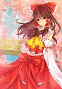 Rating: Safe Score: 5 Tags: hakurei_reimu kotetu_han touhou User: hantiezi