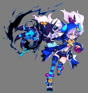Rating: Safe Score: 22 Tags: armor elsword horns hwansang lu_(elsword) tail thighhighs transparent_png weapon User: Nepcoheart