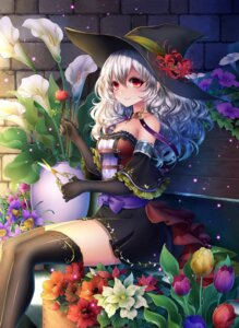 Rating: Safe Score: 74 Tags: kasugaya thighhighs witch User: Aneroph