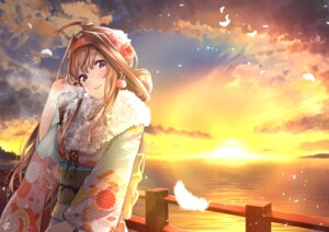 Rating: Safe Score: 44 Tags: baffu kantai_collection kimono kongou_(kancolle) User: hamasen205