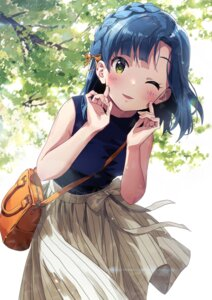 Rating: Safe Score: 77 Tags: nanao_yuriko sonsoso the_idolm@ster the_idolm@ster_million_live User: animeprincess