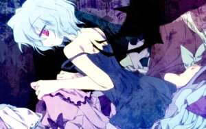 Rating: Safe Score: 22 Tags: dress feet frac motomiya_mitsuki remilia_scarlet touhou wallpaper wings User: WtfCakes