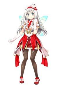 Rating: Safe Score: 28 Tags: ball_park_fairies fujima_takuya nagano_yukari pantyhose wings User: saemonnokami