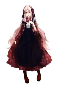 Rating: Safe Score: 52 Tags: dress kagerou_project kozakura_mary mekakucity_actors mikanururu User: KazukiNanako