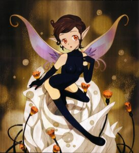 Rating: Safe Score: 5 Tags: bodysuit fairy megaten okama pixie shin_megami_tensei thighhighs User: Radioactive