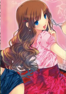 Rating: Safe Score: 11 Tags: akino_subaru dress User: crim