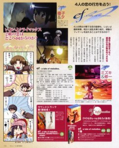 Rating: Questionable Score: 2 Tags: amamiya_yuuko ef_~a_fairytale_of_the_two~ ef_~a_tale_of_melodies~ hayama_mizuki himura_yuu hirono_hiro kuze_shuuichi miyamura_miyako User: admin2