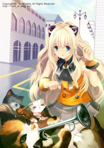 Rating: Safe Score: 22 Tags: loveteddy neko seeu vocaloid User: itsu-chan