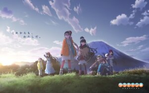 Rating: Safe Score: 44 Tags: dress inuyama_aoi kagamihara_nadeshiko kagamihara_sakura landscape megane oogaki_chiaki pantyhose saitou_ena shima_rin sweater tagme toba_minami yurucamp User: 乐观的食用盐