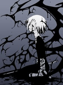 Rating: Safe Score: 32 Tags: makenshi_chrona monochrome sakurazawa_izumi soul_eater User: aleshxD
