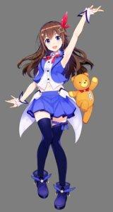 Rating: Safe Score: 23 Tags: ordan thighhighs tokino_sora tokino_sora_channel transparent_png User: saemonnokami