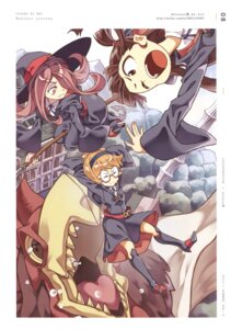 Rating: Safe Score: 8 Tags: atsuko_kagari heels little_witch_academia lotte_yanson megane monster scanning_artifacts screening seifuku sucy_manbabalan tagme witch User: NotRadioactiveHonest
