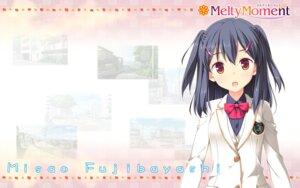 Rating: Safe Score: 26 Tags: fujibayashi_misao hook melty_moment seifuku wallpaper User: alice4