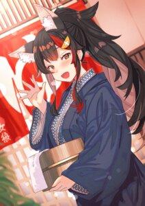Rating: Safe Score: 13 Tags: animal_ears hololive ookami_mio tonari_no_kai_keruberosu yukata User: Mr_GT
