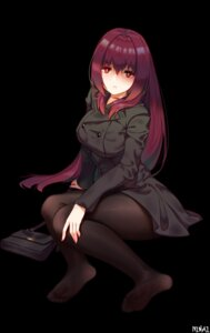 Rating: Safe Score: 19 Tags: fate/grand_order feet ninainaidesss pantyhose scathach_(fate/grand_order) User: BattlequeenYume