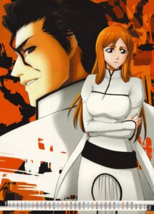 Rating: Safe Score: 9 Tags: aizen_sousuke bleach calendar inoue_orihime User: Radioactive