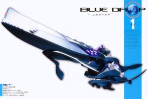Rating: Safe Score: 6 Tags: blue_drop mecha tagme User: Radioactive