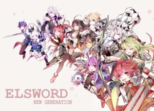 Rating: Safe Score: 22 Tags: add_(elsword) aisha_(elsword) ara armor chung_(elsword) ciel_(elsword) cleavage elesis elf elsword elsword_(elsword) eve_(elsword) lena_(elsword) lu_(elsword) pantyhose pointy_ears raven_(elsword) sword tagme thighhighs weapon User: fairyren