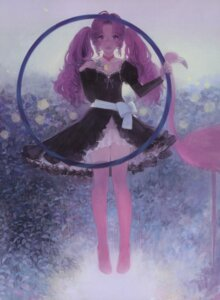 Rating: Safe Score: 10 Tags: dress matayoshi thighhighs User: suika123