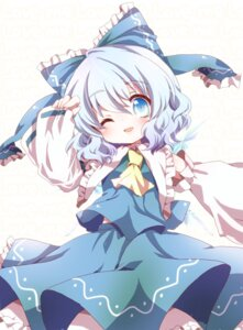 Rating: Safe Score: 29 Tags: cirno kuromame_(8gou) touhou User: Nekotsúh