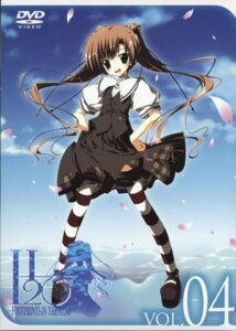 Rating: Safe Score: 6 Tags: disc_cover h2o_~footprints_in_the_sand~ kagome screening seifuku tabata_yui thighhighs User: acas