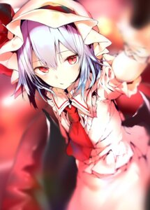 Rating: Safe Score: 27 Tags: remilia_scarlet sakusyo touhou wings User: BattlequeenYume