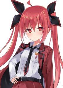 Rating: Safe Score: 31 Tags: date_a_live itsuka_kotori sinker8c uniform User: Omega87