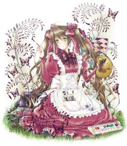 Rating: Safe Score: 7 Tags: dress oekaki_musume yuuno_(yukioka) User: charunetra