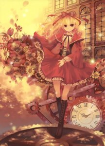 Rating: Safe Score: 20 Tags: dress lolita_fashion mirusa User: suika123