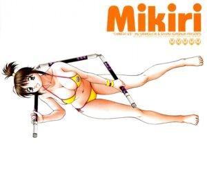 Rating: Questionable Score: 13 Tags: bikini change123 cleavage feet iwasawa_shiuri mikiri screening swimsuits User: Nazzrie
