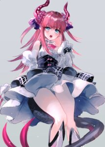 Rating: Safe Score: 42 Tags: ahma elizabeth_bathory fate/extra fate/extra_ccc fate/stay_night horns pointy_ears tail User: Mr_GT