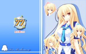 Rating: Safe Score: 16 Tags: 77 koshimizu_rin mikagami_mamizu seifuku wallpaper whirlpool User: yumichi-sama