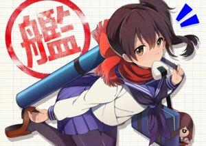 Rating: Safe Score: 25 Tags: akagi_(kancolle) kaga_(kancolle) kantai_collection naruhodo_usagi pantyhose seifuku User: Mr_GT