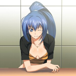 Rating: Safe Score: 19 Tags: a1 cleavage hayase_mitsuki initial-g kimi_ga_nozomu_eien User: Radioactive