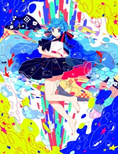 Rating: Safe Score: 14 Tags: hatsune_miku sumomo_(artist) vocaloid User: dyj