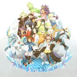 Rating: Safe Score: 17 Tags: bel_(pokemon) cheren_(pokemon) homika_(pokemon) iris_(pokemon) kamitsure_(pokemon) kyouhei_(pokemon) mei_(pokemon) n_(pokemon) pantyhose pokemon pokemon_black_and_white_2 User: dyj