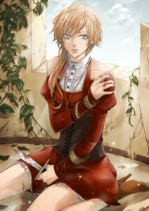 Rating: Safe Score: 10 Tags: dress hakuseki User: charunetra