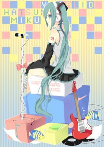 Rating: Safe Score: 14 Tags: fei_renlei hatsune_miku headphones vocaloid User: fireattack