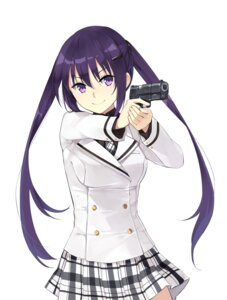 Rating: Safe Score: 31 Tags: gochuumon_wa_usagi_desu_ka? gun hao_(patinnko) seifuku tedeza_rize User: Mr_GT