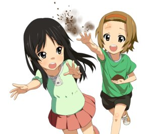 Rating: Safe Score: 12 Tags: a1 akiyama_mio initial-g k-on! tainaka_ritsu User: Radioactive