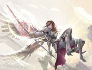 Rating: Safe Score: 28 Tags: armor heels sisshou_senkoku weapon wings User: mash
