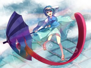 Rating: Safe Score: 18 Tags: heterochromia shinebell tatara_kogasa touhou User: Mr_GT