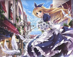 Rating: Safe Score: 34 Tags: hagiwara_rin maid User: Radioactive