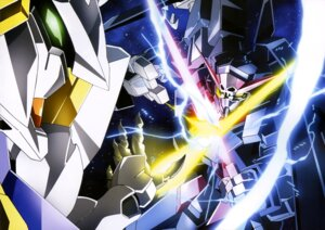 Rating: Safe Score: 8 Tags: gundam gundam_age mecha sword weapon User: drop