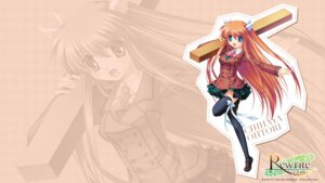 Rating: Safe Score: 12 Tags: hinoue_itaru key ootori_chihaya rewrite seifuku thighhighs wallpaper User: Devard