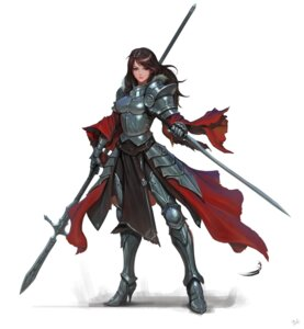 Rating: Safe Score: 26 Tags: armor heels sword tagme weapon User: NotRadioactiveHonest