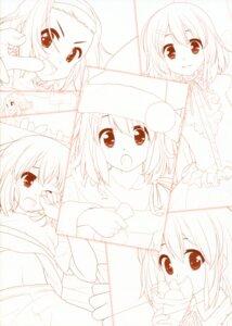 Rating: Safe Score: 3 Tags: goyacchi hirasawa_yui k-on! monochrome purimomo tainaka_ritsu User: Kalafina