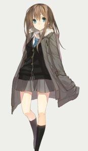 Rating: Safe Score: 66 Tags: seifuku senmu shibuya_rin the_idolm@ster the_idolm@ster_cinderella_girls User: Radioactive