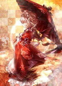 Rating: Safe Score: 35 Tags: japanese_clothes kozou remilia_scarlet touhou User: Mr_GT